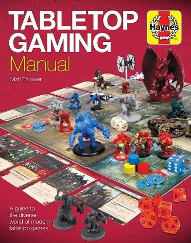 Tabletop Gaming Manual (Haynes - Tabletop Gaming