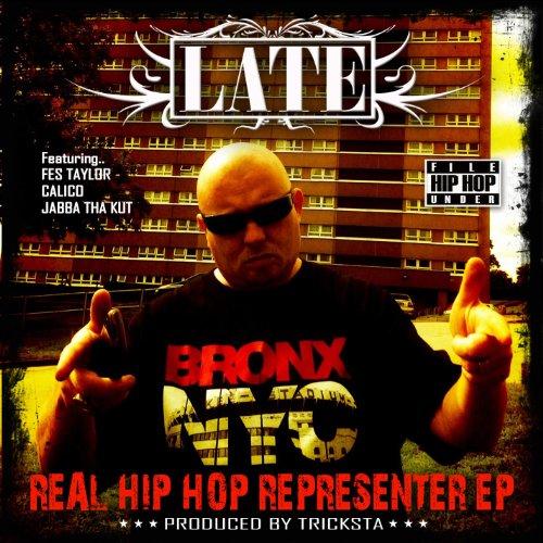 Real Hip Hop Representer EP