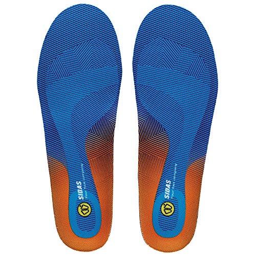 Sidas Cushioning Gel Slim Plantillas/Deportivas, Azul, 35-36 EU
