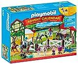 Playmobil Calendario dell'Avvento Una Giornata al Maneggio,, 9262