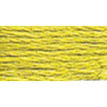 8.7-Yard DMC 117-3848 Mouline Stranded Cotton Six Strand Embroidery Floss Thread Medium Teal Green