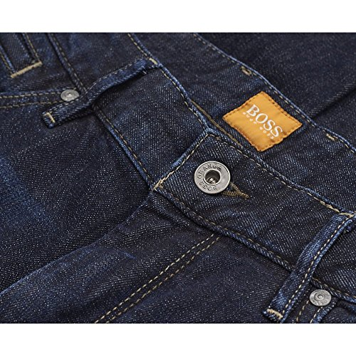 "Herren Jeans ""Orange 24 Barcelona"" darkblue"