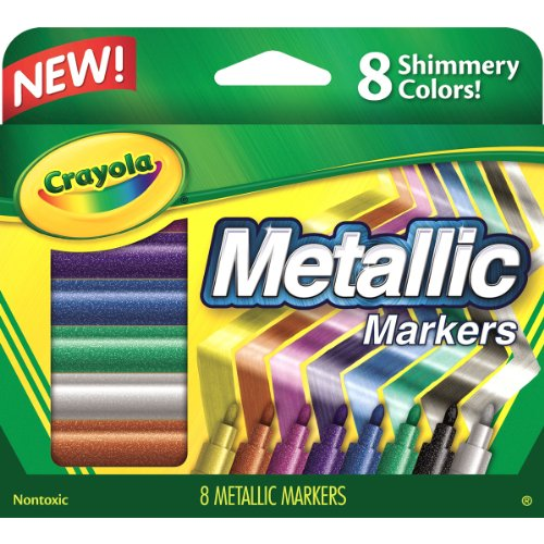 crayola-metallic-markers