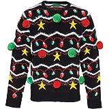 ASVP SHOP Maglione natalizio 3D