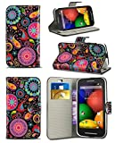 New Printed Wallet Case Cover Creative Fresh Pattern Design