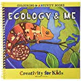 Creativity for Kids - Artivity Book Ecology and Me