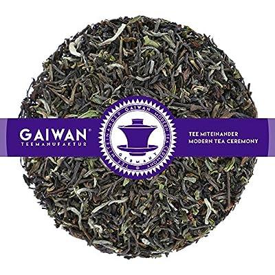"N° 1191: Thé noir ""Darjeeling Nagri Farm TGFOP"" - feuilles de thé - GAIWAN® GERMANY - thé noir de l'Inde"