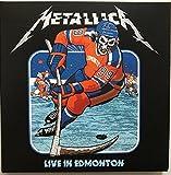 Metallica LIVE IN EDMONTON 2017 World Wired Tour 2CD set in cardbox [Audio CD]