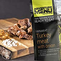 Adventure Menu 100% MEAT Turkey meat with onion