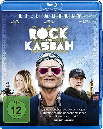 Rock The Kasbah [Blu-ray] -