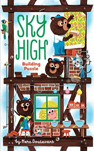 Sky High Building Puzzle (Puzzles)