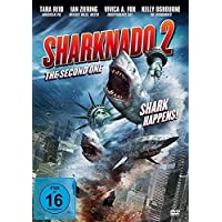 SHARKNADO 2 - The Second One - The Sharks Happens