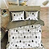 #6: PumPum Printed Reversible King Size Bed AC Blanket / Dohar