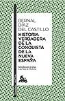 Historia verdadera de la conquista de la Nueva España par Díaz del Castillo