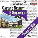 Gaetano Brunetti - Sinfonien 22, 26 und 36