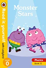 Monster Stars – Read it yourself with Ladybird Level 0