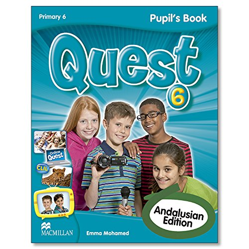 QUEST 6 Pb Andalusian - 9780230492561