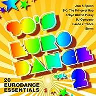 90's Eurodance, Vol. 2 - 20 Eurodance Essentials