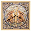 Picture Clock - Moon-Gazing Hares