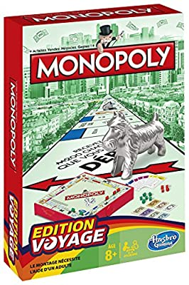 Hasbro France - Jeu - Monopoly