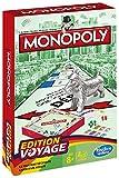 Hasbro France - B10021010 - Jeu - Monopoly Voyage...