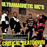 Ultramagnetic Mc'S: Critical Beatdown [Vinyl LP] (Vinyl)