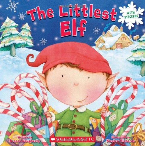The Littlest Elf por Dougherty Brandi