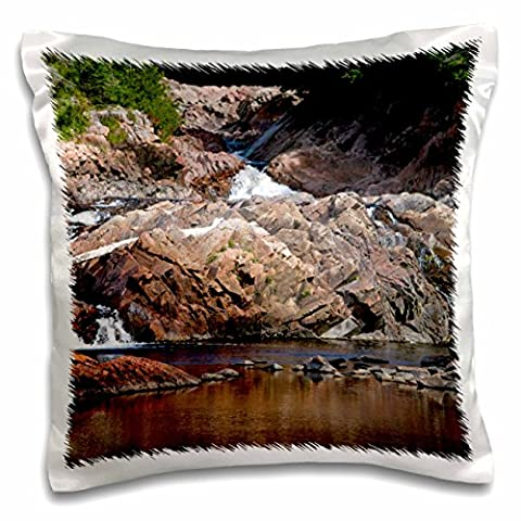 Danita Delimont - Rivers - Aguasabon River, Lake Superior, Ontario, Canada - CN08 DFR0015 - David R. Frazier - 16x16 inch Pillow Case (pc_135362_1)