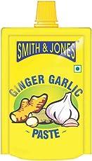 Smith & Jones Ginger Garlic Paste (Pack of 3)