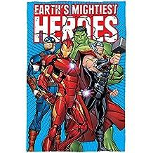 Kids Avengers Manta Polar 150x100 cm, Varios
