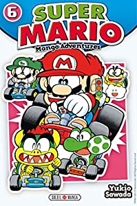 Super Mario - Manga Adventures Edition simple Tome 6