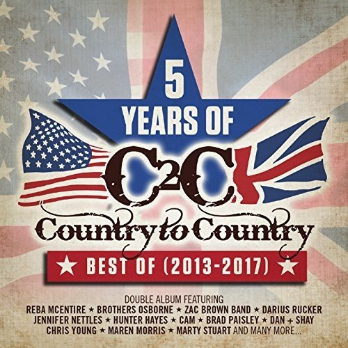 COUNTRY TO COUNTRY 5 YEARS OF BEST OF 2013-2017 (DEL EDT)