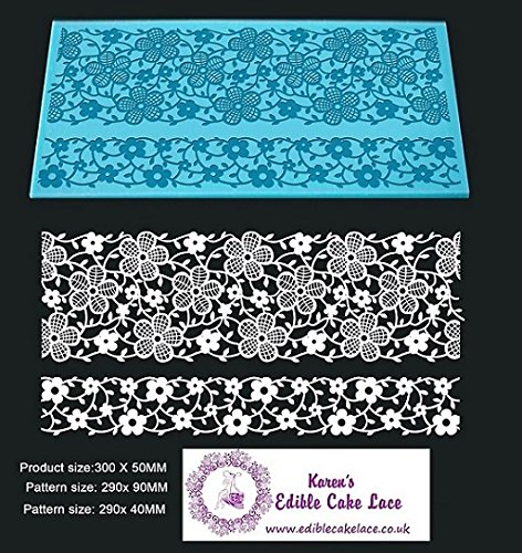 cake-lace-mats-3d-high-definition-daisy-wine-ideal-for-cake-and-cupcake-decoration-and-craft