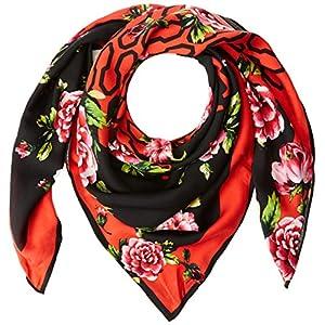 GUESS Boulevard, Pañuelo para la Cabeza para Mujer, Multicolore (Vintage Roses Combo), Talla única