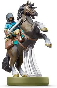 Amiibo Link Rider - Legend of Zelda Breath of the Wild series Ver. [Switch / Wii U](Import Giapponese)