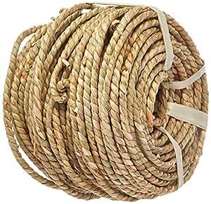 Commonwealth Basket Corde en zostère #34,5 mm x5m - Bobine de 0,5 kg env.