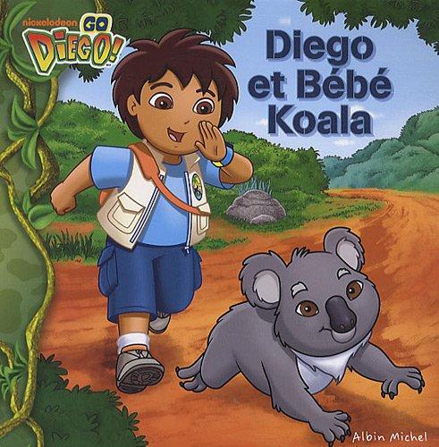 Diego et bébé koala par Warner McGee