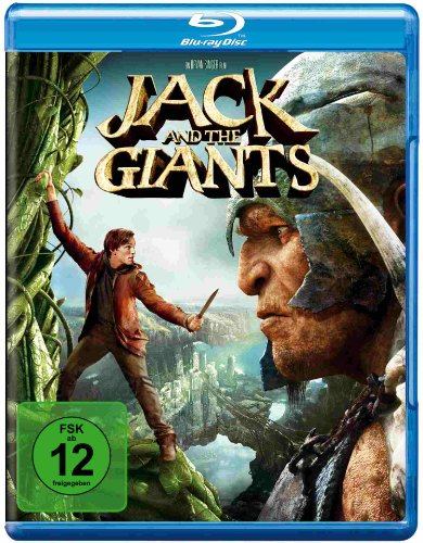 Bild von Jack and the Giants [Blu-ray]