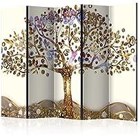 murando - Biombo - de impresion bilateral en el lienzo de TNT de calidad - Decoracion cuarto - Biombo de madera con imagen impresa - l-A-0002-z-c