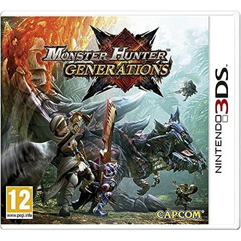 Monster Hunter Generations [Importación Italiana]