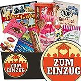 Zum Einzug   Süssigkeiten Geschenk   Geschenkkorb   Zum Einzug   Ossi Paket   Geschenk zum Einzug Frau   mit Puffreis Schokolade, Zetti und mehr