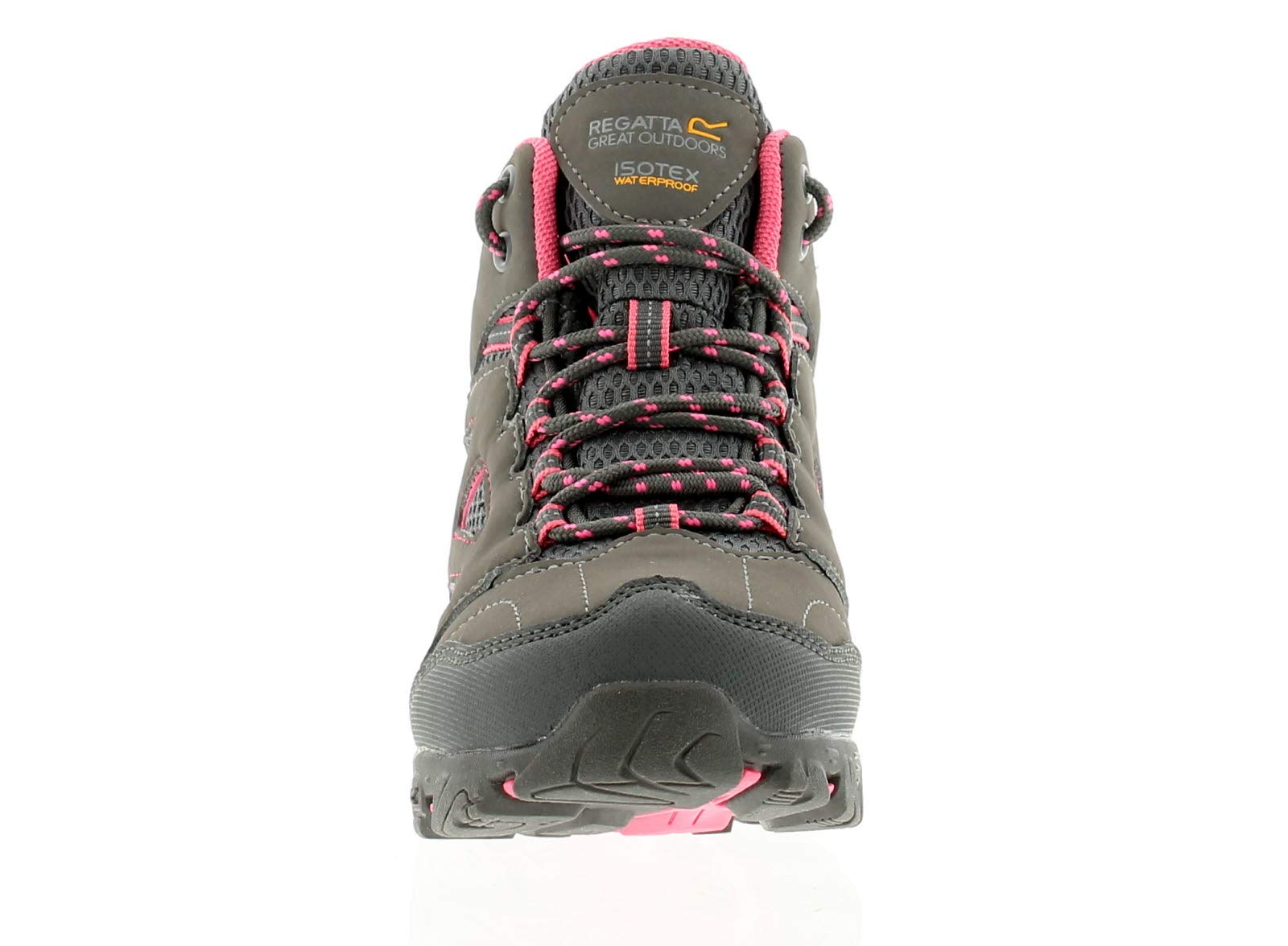 Regatta Girls Holcombe Iep Jnr High Rise Hiking Boots 3