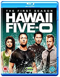 Hawaii Five-O - Season 1 [Blu-ray] [2011] [Region Free]