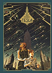 """Afficher """"Les trois fantômes de Tesla n° 1<br /> Le mystère Chtokavien"""""""