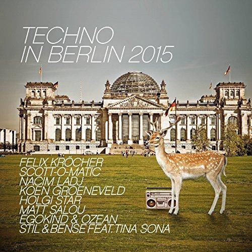 Techno in Berlin 2015