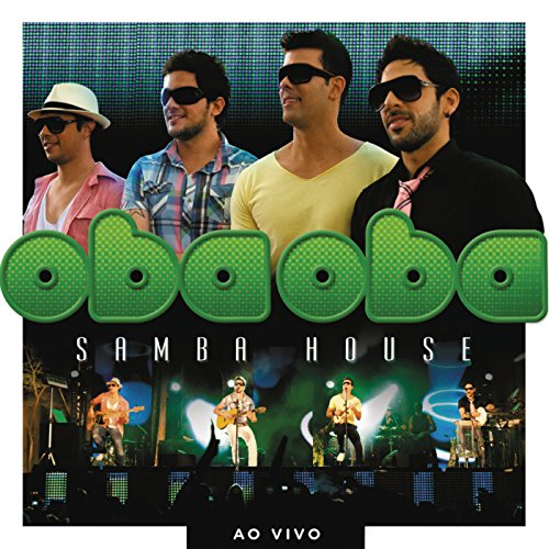 cd oba oba samba house ao vivo 2011