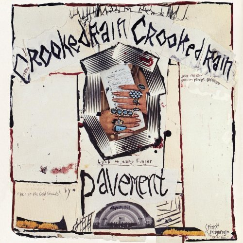 Pavement: Crooked Rain, Crooked Rain (Deluxe Edition) (Audio CD)