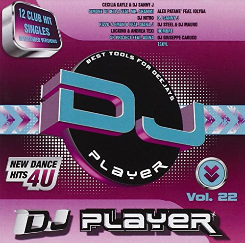 DJ Player Vol 22 (Audio-cd-player Planet)