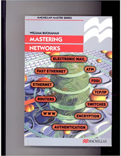 Book Mastering Networks (Palgrave Master) (Palgrave Master Series)