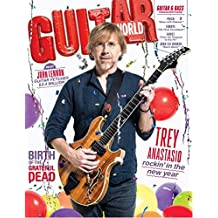 Guitar World: Guitar and Bass Transcription (English Edition)